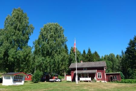 Norwegisches Freizeitheim für Jugendgruppen